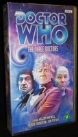 Doctor Who: The Three Doctors [The Timelord Collection Edition] - Video